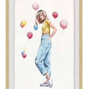 Other - Marmont Hill inc. Child at heart wall art